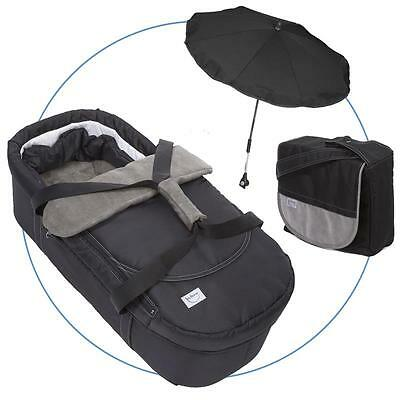 Teutonia Pushchair Accessories Set with Vario Plus Carrying bag 5105