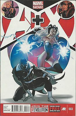 Avengers And X-Men Comic Issue 3 Modern Age First Print Aaron Asmus Ferry Cowles