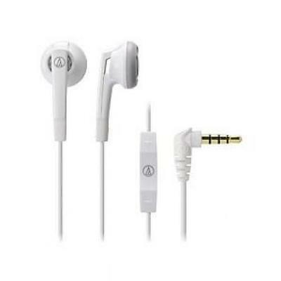 Audio Technica ATH-C505i WH | Inner-Ear Headphones for iPod iPhone<Japan import>