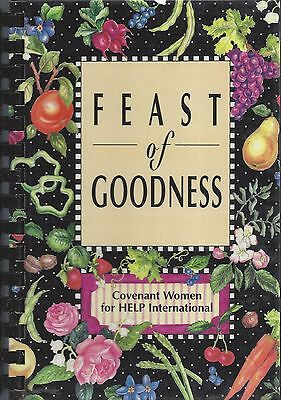 *memphis Tn 1994 Feast Of Goodness Cook Book *covenant Community Church Recipes