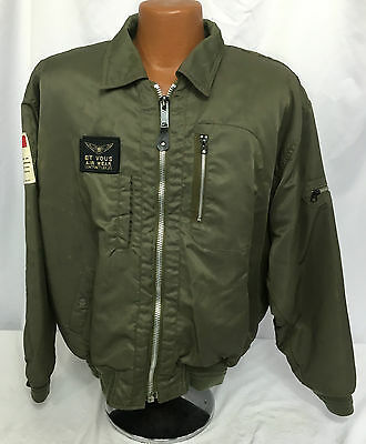 Reproduction French Made US Navy Flight Jacket