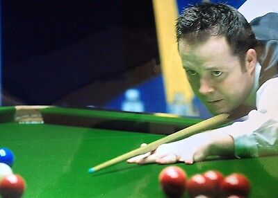 John Higgins - Great Snooker Player - Superb Unsigned Colour Photograph