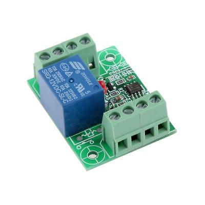 DC12V Electronic Switch Control Relay Bistable Trigger-action Circuit Module