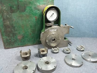 Skidmore-Wilhelm Model M Bolt Tension Testing Device without case