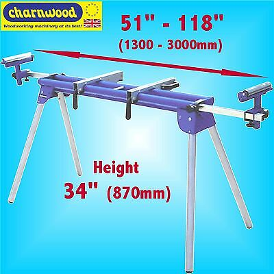 Charnwood W215 Universal Workstation mitre saw table bench tool stand lathe