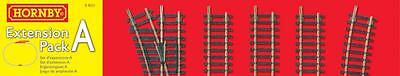 Hornby R8221 Extension Pack A Track Pack - OO Gauge