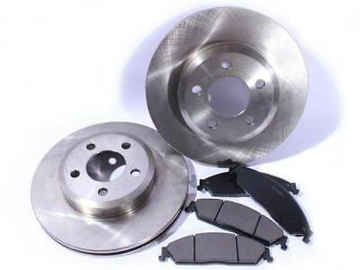 Ford BA BF FG Falcon XR6 XR8 Front RDA Disc Brake Rotors & Pads Set Fairlane