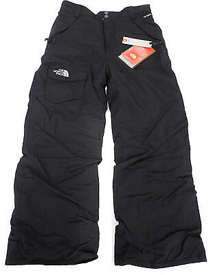 The North Face Boy's Freedom INS Pants (Black) APZGJK3 NWT