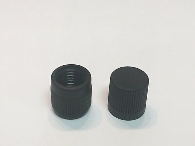 R12 Service Port Cap High Side FJC#2621, 1/4 set of 2