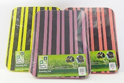 Roots & Shoots by PMS Striped Kneeling Pad Availabel in 3 Colours (095565)