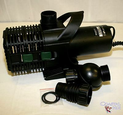 Ecos 20000 Water Pump Koi Fish Pond Filter Tank ****special Offer*****
