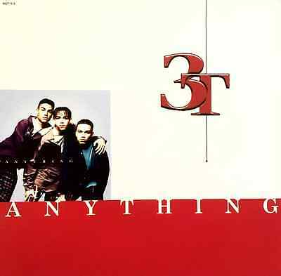 "3T - Anything (12"") (VG+/EX)"