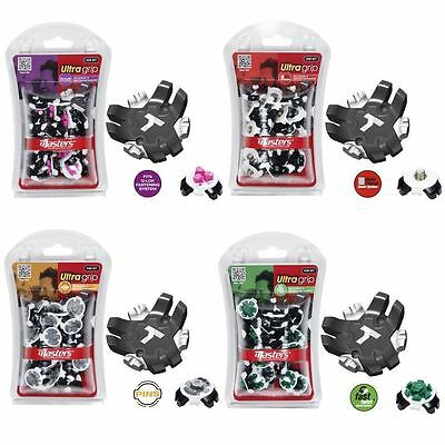 Masters Ultragrip Golf Spikes-Shoe Cleats - *MANY OPTIONS*