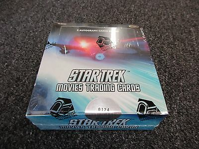 2014 Star Trek The Movies (Into Darkness) Trading Cards Factory Sealed Box