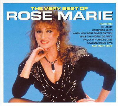 Rose Marie - The Very Best Of (New Sealed 2Cd)