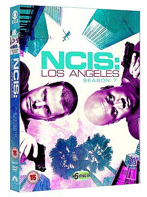 Ncis Los Angeles The Complete Dvd Season 7 Englisch