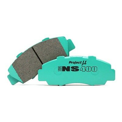 Project Mu Ns400 Brake Pads Rear For Honda Accord 10.02 - Cl7/8 Cl7/8