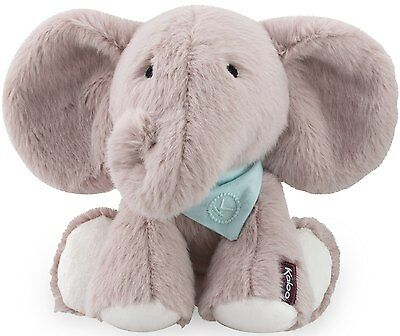Kaloo LES AMIS - 19CM PEANUT ELEPHANT Plush Soft Toy Baby/Toddler Gift BN