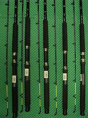 Okuma Trolling Rods Cpdr 86Ct Chartreuse 5-Pack