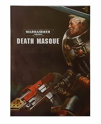 Warhammer 40K CAMPAIGN BOOKLET / BOOK Death Masque 40K