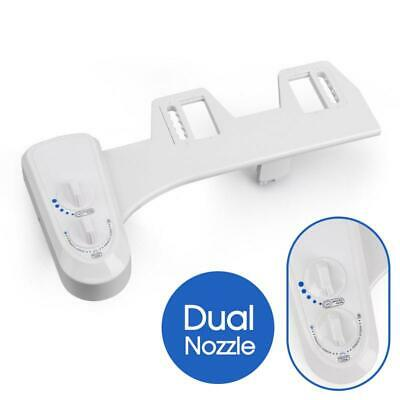 2x Hygiene Water Wash Clean Unisex Easy Toilet Bidet / Toilet Seat Attachment AU