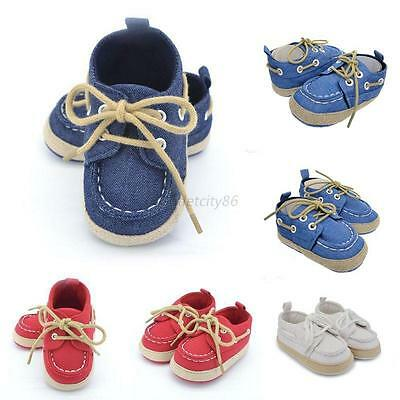 0-18 Months Infant Toddler Sneaker Baby Boy Girl Crib Soft Shoes Newborn Kids