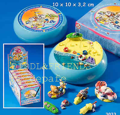 DIDDLINA Diddl & Friends PUZZLE 3D in Pvc  RARO INTROVABILE
