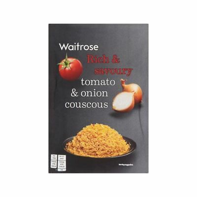 Tomato & Onion Couscous Waitrose 110g