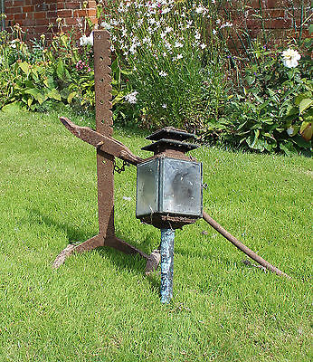 19th Century Horse Carriage Jack and Carriage Lamp