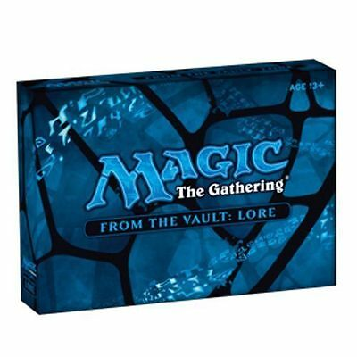 FROM THE VAULT: LORE Mtg Magic 15 FOIL Cards Box SET FTV Dark Depths / Jitte