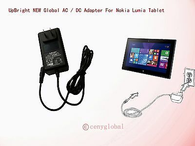 AC Adapter For Nokia Lumia 2520 Verizon 10.1 Tablet Charger Power Supply AC-300
