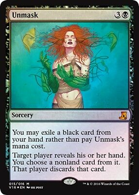 Smascherare - Unmask mtg FOIL Eng From the Vault: Lore FTV16