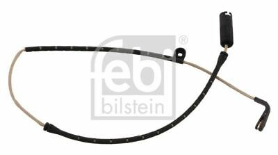 FEBI 08203 Warning Contact, brake pad wear Front Axle left or right