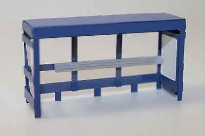 OO 1:76 scale Hornby Skaledale Modern Bus Shelter R8681 New FNQHobbys