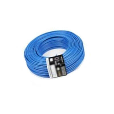 Blue UL 1007 Hook Up Wire Cable 24AWG Cord Hook-up DIY Electrical