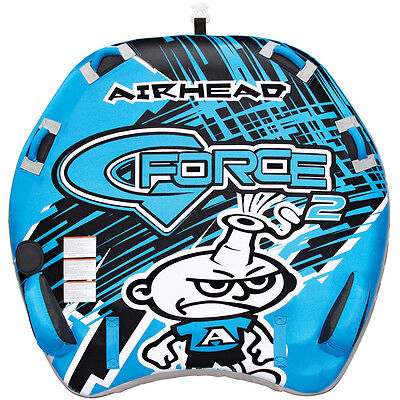 AIRHEAD G-Force 2 Inflatable Towable Tube AHGF-2