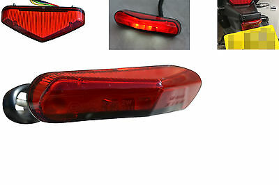Stop Tail Light Indicators for Enduro Streetfigher Sports Motorbike - Small Size