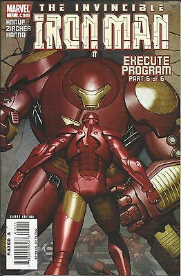 Marvel Ironman comic issue 12