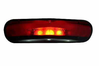 Stop and Tail Light Indicators for Enduro Streetfigher Sports Motorbike - Mini