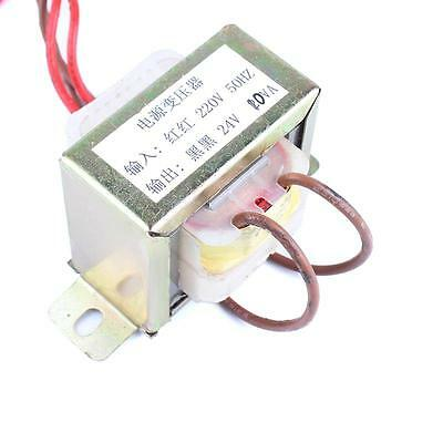 Durable AC 220V To 24V 10W Power Transformer For Machine And Mainframe Computer