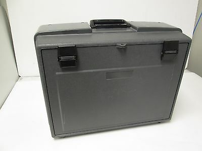 Poratble Storage Container 55 Bins Non-Adjustable Plastic Drawers & Case Gray