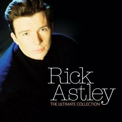 Rick Astley - Ultimate Collection - CD NEW & SEALED  Best Of / Greatest Hits