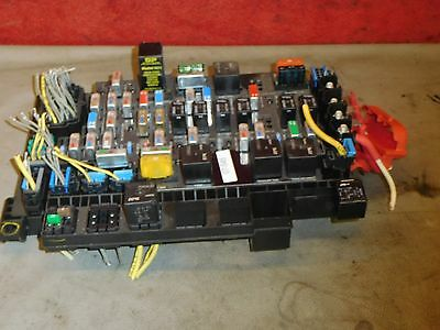 07 FREIGHTLINER COLUMBIA Large Fuse Panel Assembly 07 544 NO RESERVE