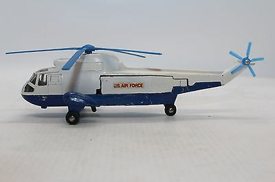 Dinky No 724 - 2 Tone Sea King Helicopter - England - Meccano - repainted?