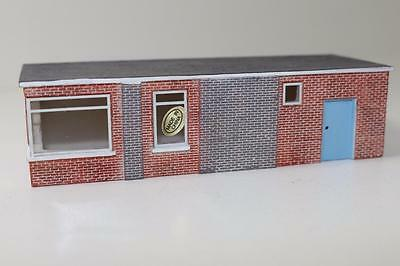 OO 1:76 scale Hornby Skaledale Works Office R9733 New FNQHobbys