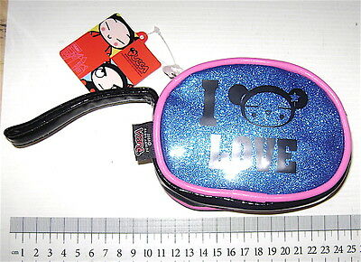 PUCCA 2015 Vooz - tiny bag make up wallet + mirror - bustina trucco + specchio