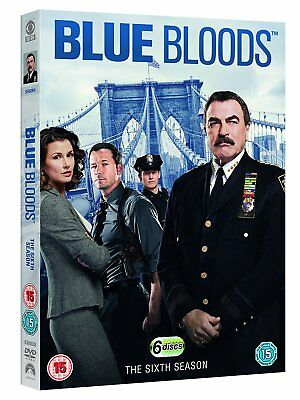 Blue Bloods Complete Season / Series 6 Dvd Englisch