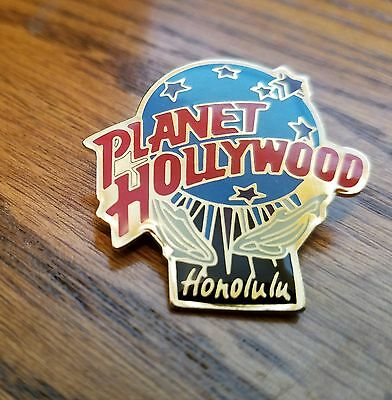 Planet Hollywood Honolulu Pin