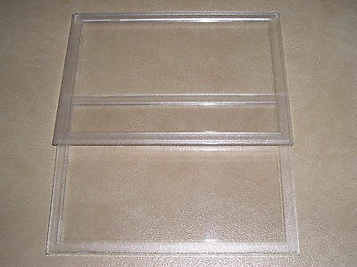 NEW HARD PLASTIC PERSPEX SANDHILL CASE FOR COIN SET 173x121 FROM £4.50 FREE P&P