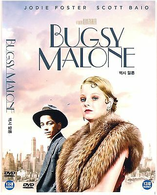 Bugsy Malone (1976) New Sealed DVD Alan Parker